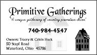 CrossTimber Black Print Business Card Sample
